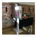 Open photo booth hire South West