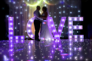led love letter hire wiltshire