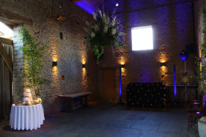 cripps barn wedding dj and disco hire